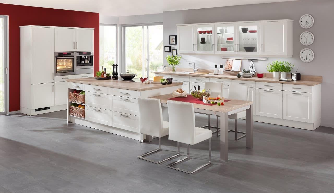 bavaria4323 einbauküche weiß
