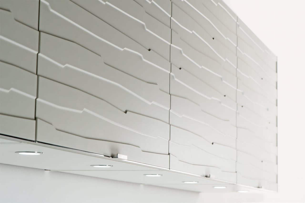 Hängeschränke Küche Schwarz Weiß systema6000