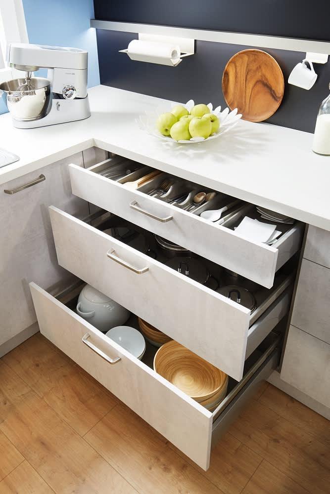 unterschrank classica1200 einbauküche beton grau