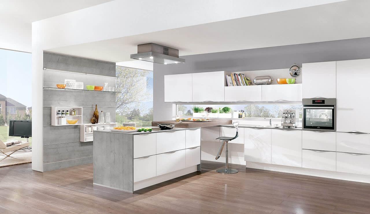 küche weiß norina 2615