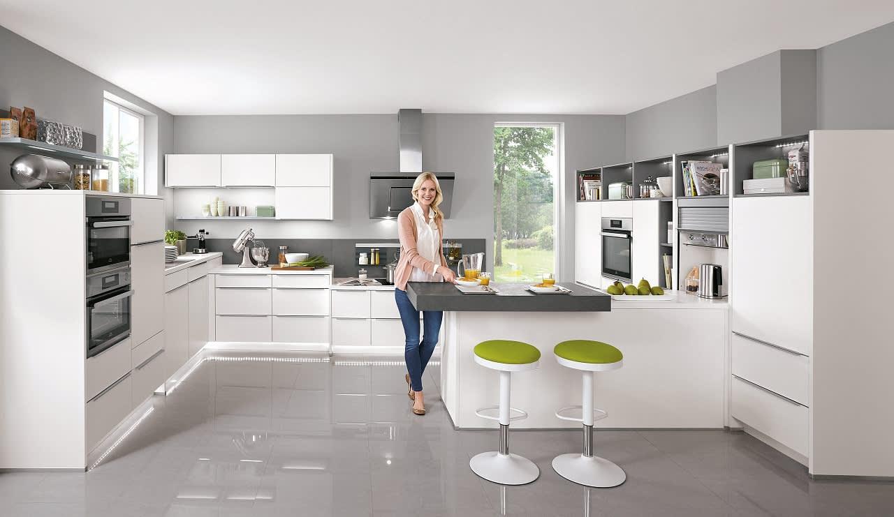 küche weiß norina3317