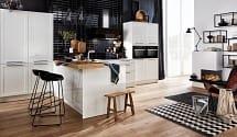 systema5040 einbauküche weiß hochglanz lack