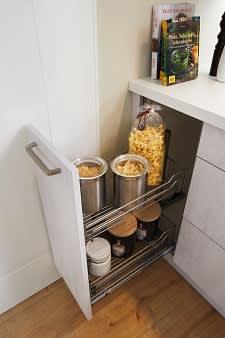 apothekerschrank classica1200 einbauküche beton grau