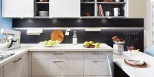 hängeschränke classica1200 einbauküche beton grau