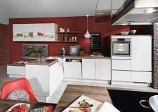 küchensinsel norina2615 einbauküche weiß