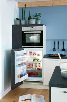 kühlschrank classica1230 1200 einbauküche creme grau hochglanz lack