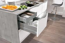 schublade einbauküche weiß norina 2615