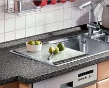 spüle einbauküche bavaria3310 wildbirne