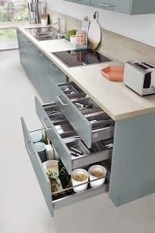 unterschrank norina3317 einbauküche blau