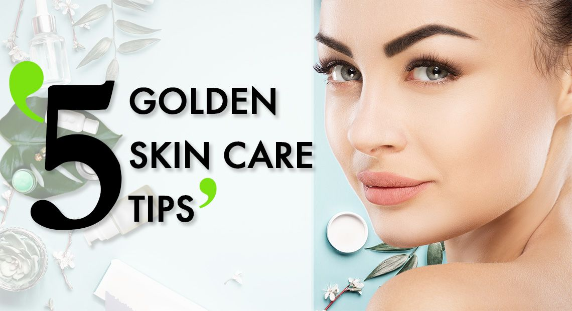 skin care tips header