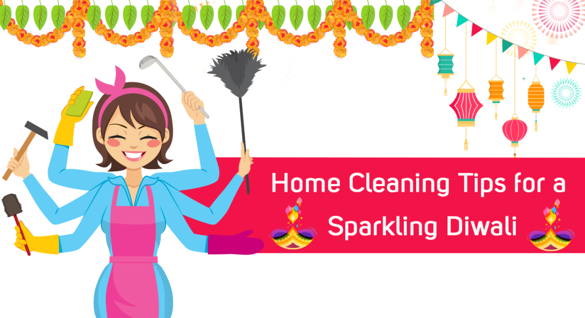 home cleaning tips header