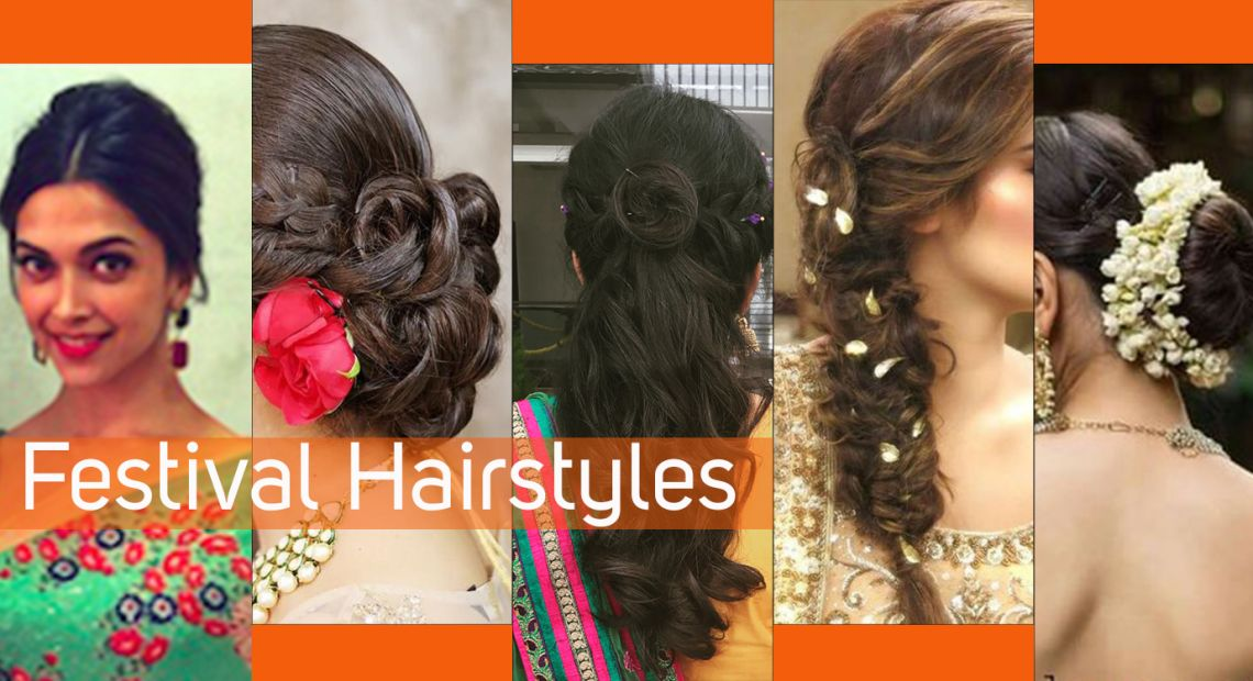 7 Show-Stopping Hairstyles for Diwali You Must Try!