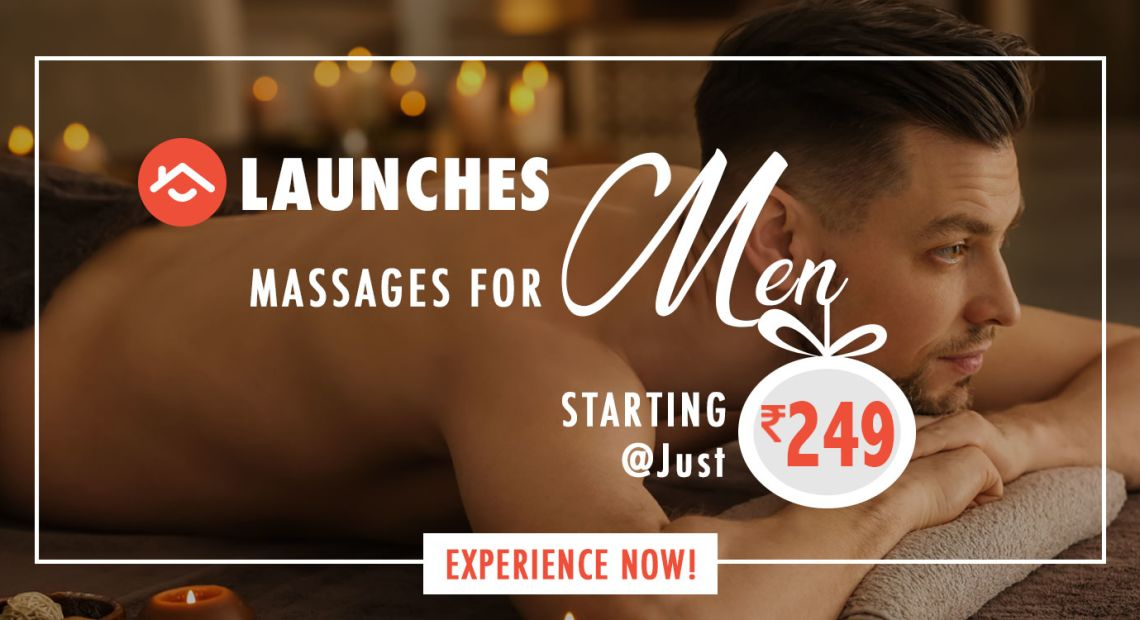 men's massages header