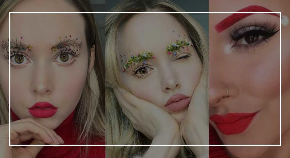 christmas brows Header