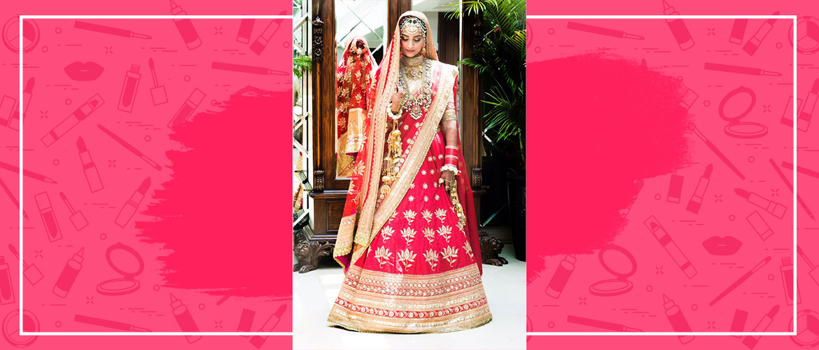 bollywood bridal outfits 4