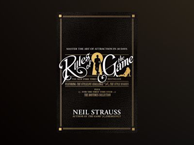 Rules of the Game av Neil Strauss