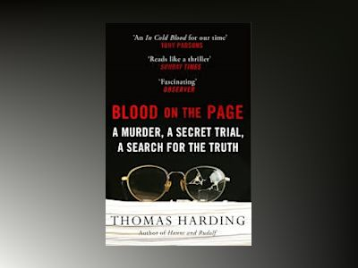 Blood on the Page av Thomas Harding