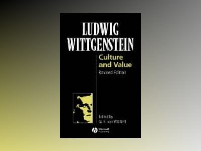 Culture and value av Ludwig Wittgenstein