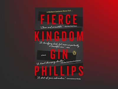 Fierce Kingdom av Gin Phillips