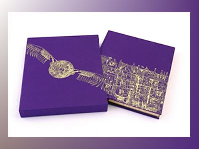 Harry Potter and the Philosopher's Stone Deluxe Illustrated Edition av J.K. Rowling