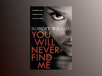 You Will Never Find Me av Robert Wilson