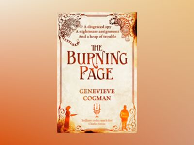 The Burning Page av Genevieve Cogman