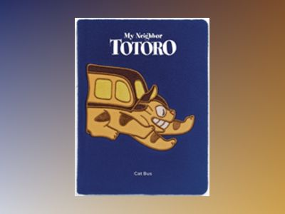 My Neighbor Totoro: Cat Bus Plush Journal av Chronicle Books