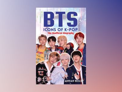 BTS - Icons of K-pop av Adrian Besley