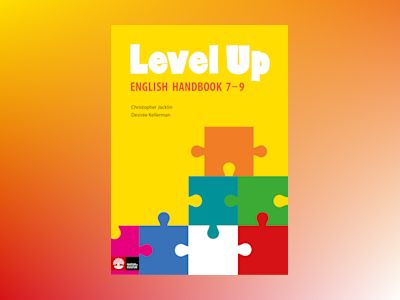 Level Up Elevbok : English Handbook 7-9 av Christopher Jacklin