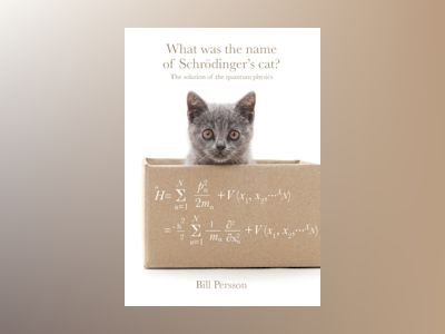 What was the name of Schrödinger's cat? : the solution of the quantum physics av Bill Persson