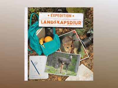 Expedition landskapsdjur av Anna Roos