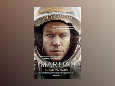 The Martian : ensam på Mars (pocket och DVD) av Andy Weir