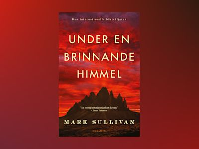 Under en brinnande himmel av Mark Sullivan