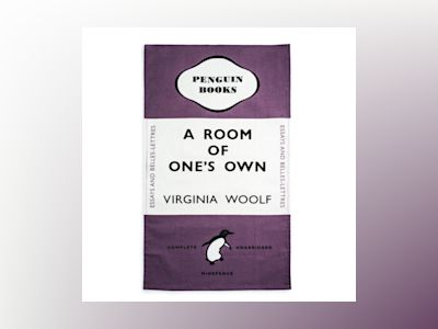 A Room Of One's Own Kökshandduk av Virginia Woolf