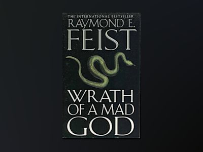Wrath of a mad god av Raymond Feist