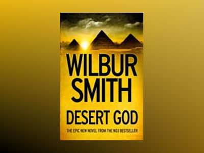 Desert god av Wilbur Smith