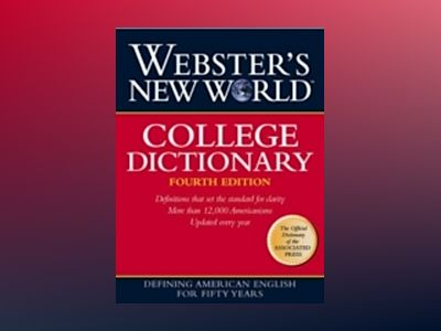 Webster's New WorldTM College Dictionary, 4th Edition, Thumb-Indexed (Updat av Michael E. Agnes
