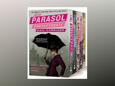 The Parasol Protectorate 5 Books Boxed Set av Gail Carriger