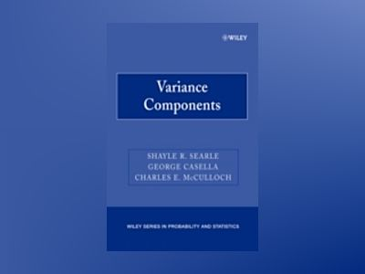Variance Components av Shayle R. Searle