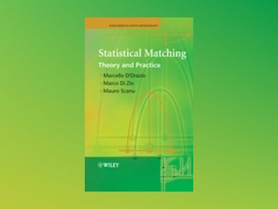Statistical Matching: Theory and Practice av Marcello D'Orazio