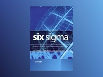 Six Sigma: Advanced Tools for Black Belts and Master Black Belts av Loon Ching Tang