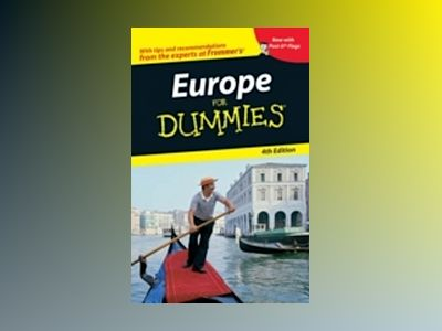 Europe For Dummies , 4th Edition av Reid Bramblett