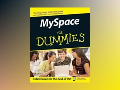 MySpace For Dummies av Ryan Hupfer