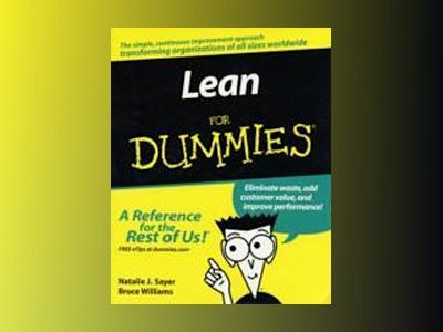 Lean For Dummies av Bruce Williams