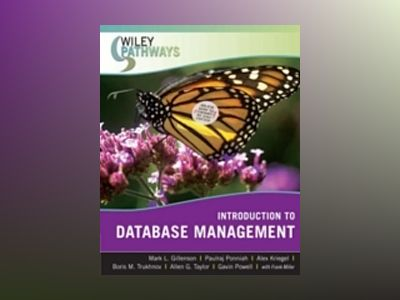 Wiley Pathways Introduction to Database Management av Frank Miller