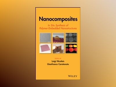 Nanocomposites: In Situ Synthesis of Polymer-Embedded Nanostructures av Luigi Nicolais