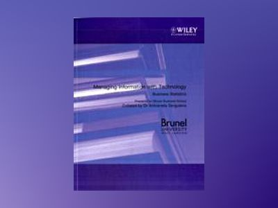 Managing Information with Technology Business Statistics av Wiley Publications