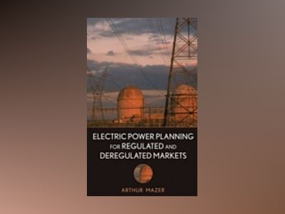 Electric Power Planning for Regulated and Deregulated Markets av Arthur Mazer