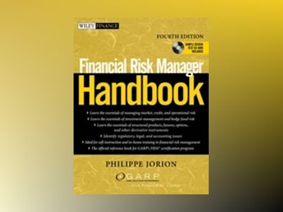 Financial Risk Manager Handbook, 4th Edition av Philippe Jorion