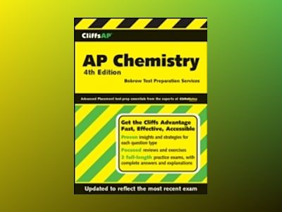 CliffsAP Chemistry, 4th Edition av Bobrow Test Preparation Services